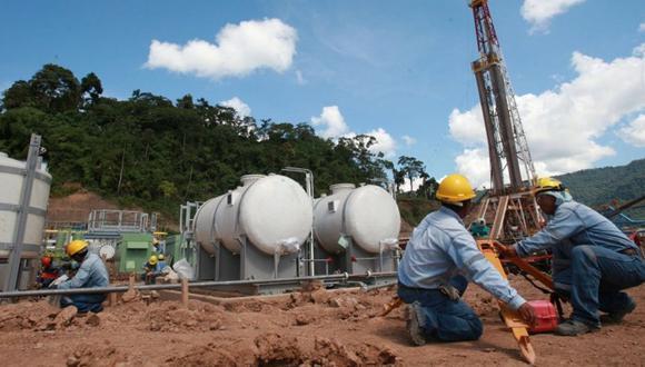 Foto 5   La petrolera canadiense PetroTal Corp. anunció el inicio de su etapa de producción comercial en la cuenca del Marañón, para lo cual prevé invertir unos US$ 365 millones en los próximos tres a cinco años en etapa de explotación en el lote 95 (Loreto). Los ejecutivos señalaron que los trabajos en el lote 95 se enfocarán en el proyecto Bretaña, donde se estiman reservas probadas y probables de 39.8 millones de barriles de petróleo. El proyecto consiste en la explotación de petróleo a través de pozos desviados y horizontales. (Foto: PetroTal)