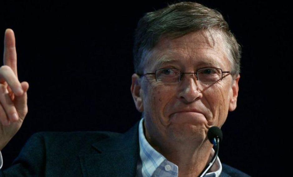 Ahora Bill Gates disfruta de los frutos de su trabajo a través de sus ambiciones de vida personal y familiar. (Foto: AFP)