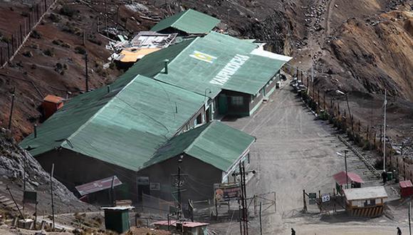 Sierra Metals informó que han tomado las precauciones para poner en salvaguarda a todos los empleados de la mina Yauricocha. (Foto: Difusión)