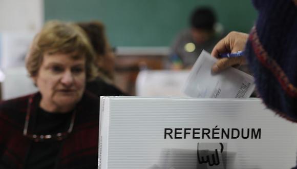 Todos los ciudadanos tendrán que acudir a votar el referéndum del domingo 9 de diciembre. (Foto: GEC)