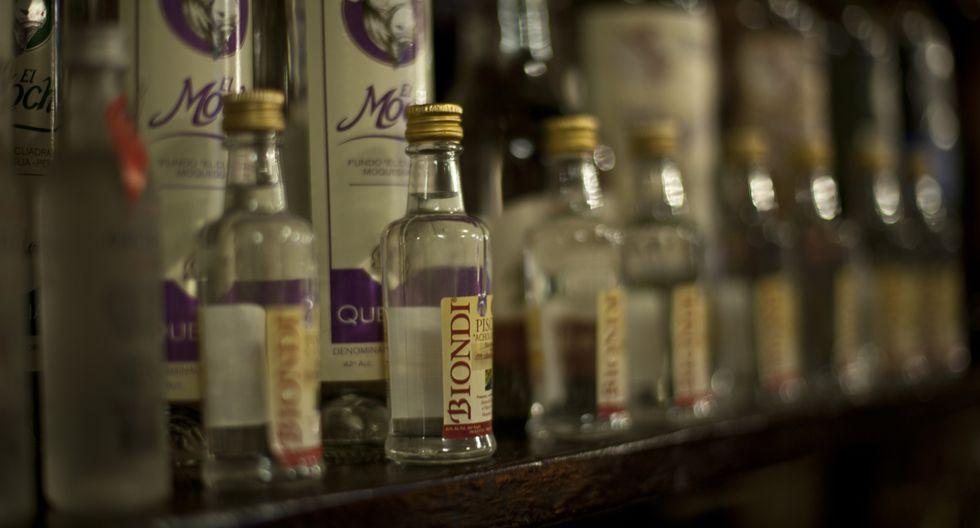 El consumo per cápita de destilados en Perú es de 1.6 litros al año. (Foto: GEC)