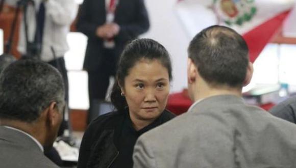 Keiko Fujimori. (Foto: GEC)