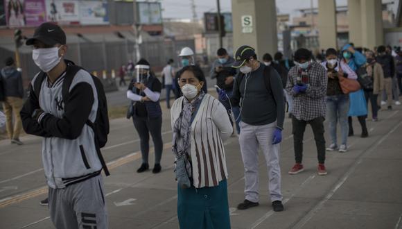 Hoy se cumplan 100 días desde el inicio del estado de emergencia. (Foto: Anthony Niño de Guzmán/GEC)