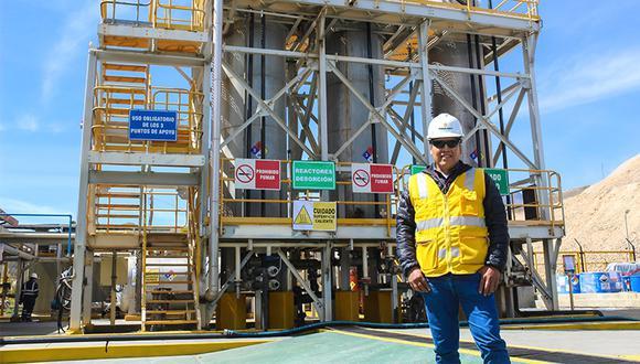 Jaime Polar Paredes es el gerente general de Summa Gold, una empresa que invertirá 145 millones de dólares al 2026.