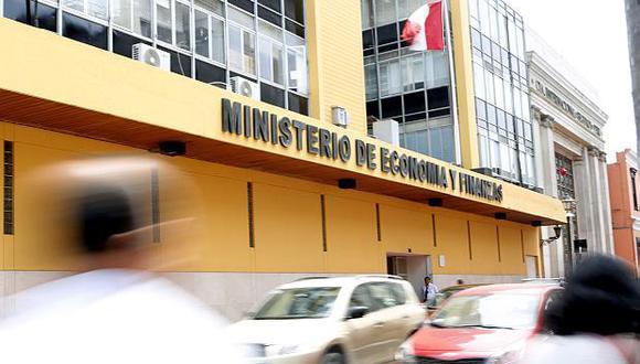 Ministerio de Economía y Finanzas (MEF). (Foto: USI)