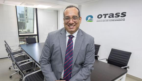Hugo Ortega Polar, director ejecutivo de OTASS (Organismo Técnico de la Administración de los Servicios de Saneamiento), que es la entidad encargada de administrar el RAT. (Foto: Difusión)