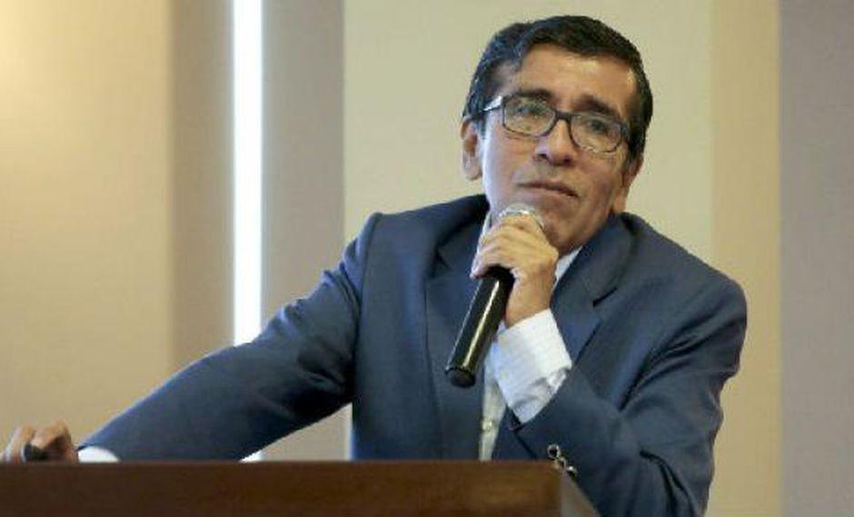 Luis Arias Minaya, nuevo presidente del Banco de la Nación. (Foto: USI)