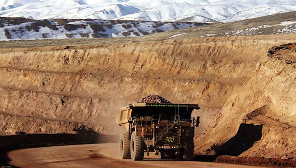 Foto 8 | Minería. Newmont Mining y su proyecto Quecher Main. (Foto: Newmont Mining Corp.)