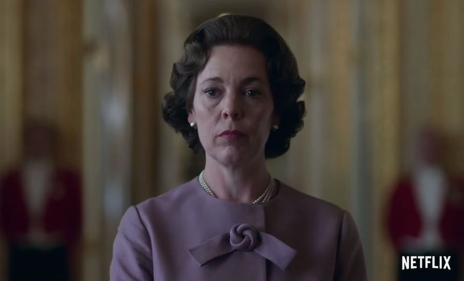 "Netflix estrenó un nuevo teaser tráiler de la tercera temporada de ""The Crown"". (Foto: Captura de video)"