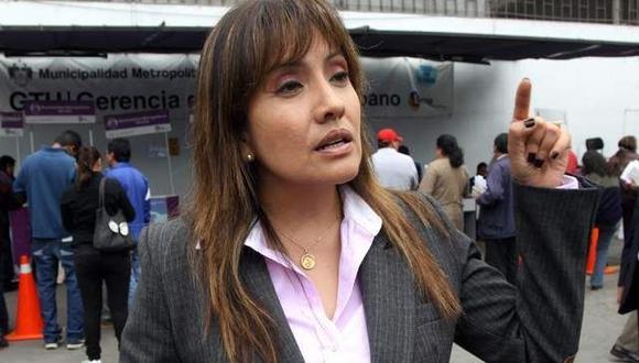 María Jara (Foto: GEC)