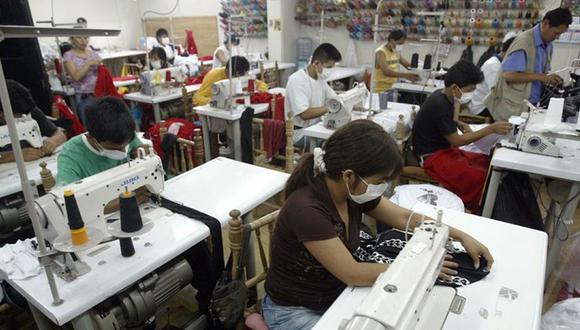 Industria. El sector donde los ingresos superaron nivel prepandemia.  (Foto: GEC)