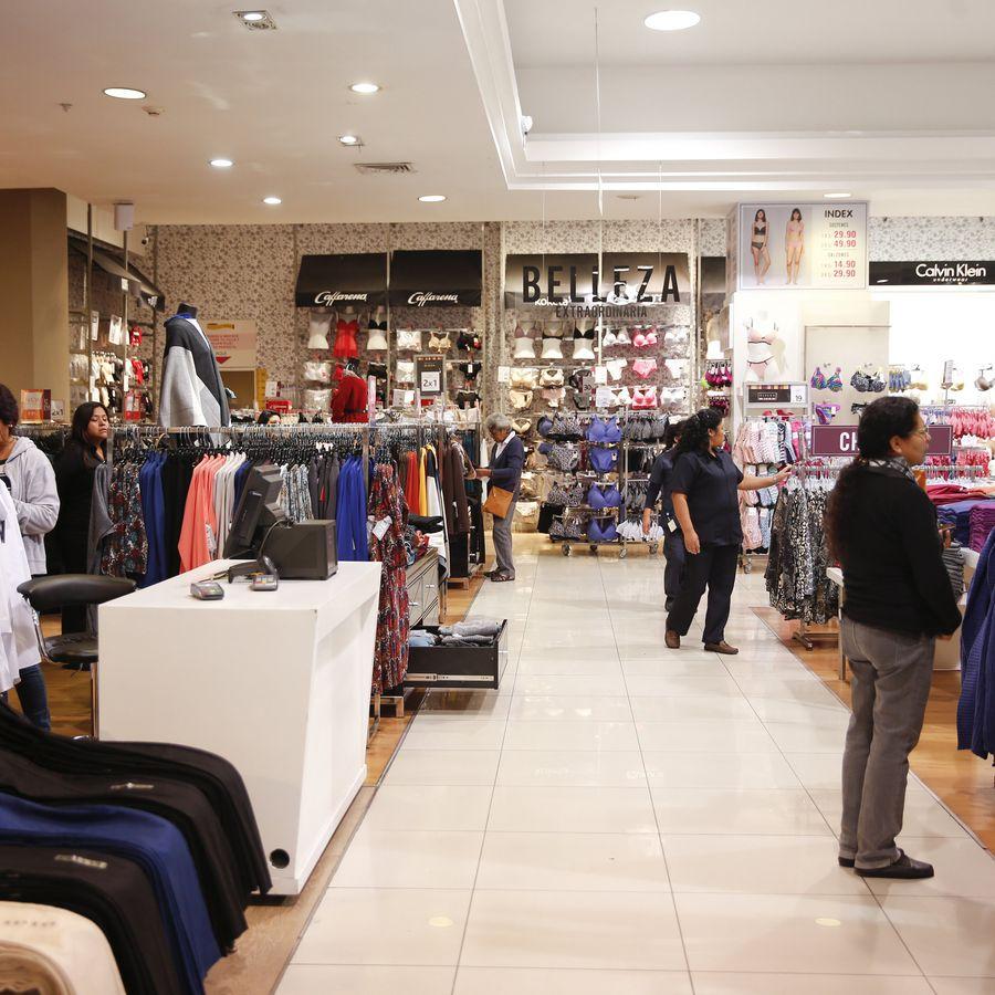 faedd14da2aa Fast fashion: ventas en Perú ya llegan a más de US$ 2,000 por metro ...