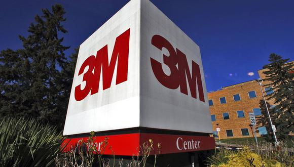 3M dijo que donaría las compensaciones por daños a organizaciones benéficas que luchan contra el coronavirus.