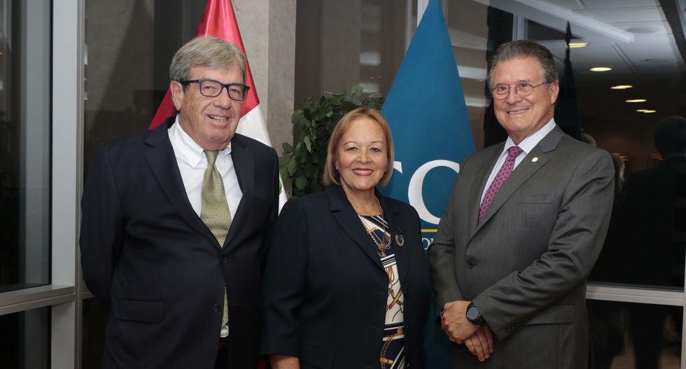 Yolanda Torriani, administradora de profesión, es una empresaria del sector asegurador e impulsora de la exportación de servicios. (Foto: Difusión)