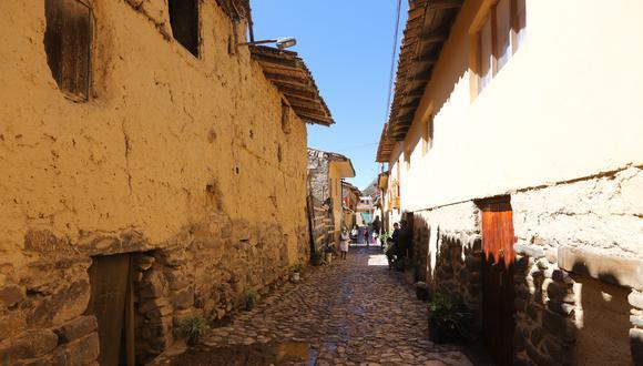 Ollantaytambo será el primera plan piloto para impulsar el turismo en pueblos que mantienen sus tradiciones. (Foto: Mincetur)
