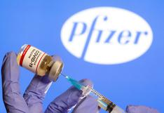 EE.UU. autoriza almacenar vacunas contra COVID de Pfizer a temperatura habitual de congeladores