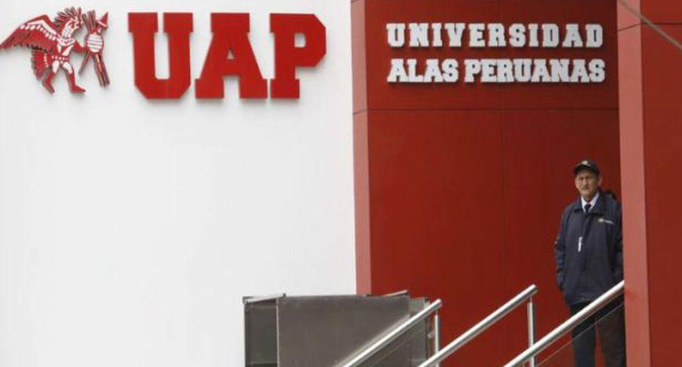 Universidad Alas Peruanas apeló la decisión de Sunedu. (GEC)