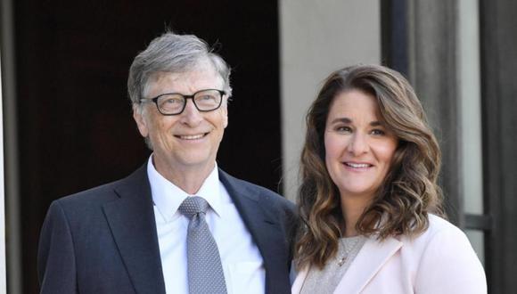 Bill Gates y Melinda Gates se divorcian después de 27 años de matrimonio
