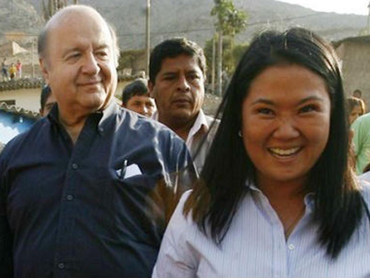 Hernando de Soto se sumó a la campaña de Keiko Fujimori   PERU   GESTIÓN
