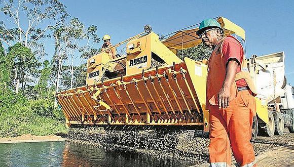 La importación de materiales del sector construcción, registró un valor de US$ 951 millones en el primer semestre