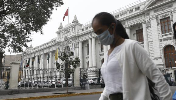 Congreso de la República. (Foto: Francisco Neyra / GEC)