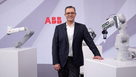 ABB vio un aumento de un 90% en las ventas de robots en China a fines del 2020. (Foto: ABB/Oliver Baer/Handout vía REUTERS)
