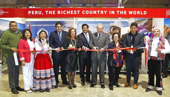 La feria recibió a unos 30,000 futuros viajeros provenientes de Luxemburgo y de países fronterizos.