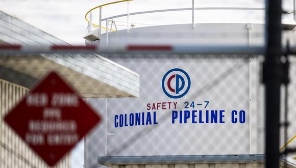 Imagen de las instalaciones de Colonial Pipeline, empresa afectada por el ataque de Darkside. (Foto: EFE).
