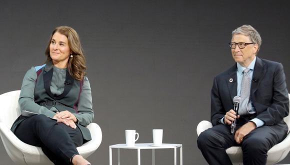 Luego de 27 años de relación, Bill y Melinda Gates anunciaron  su divorcio. (Foto de archivo: Reuters/ Elizabeth Shafiroff)