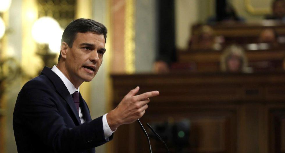 Sánchez indicó que la prioridad es convocar nuevas elecciones en Venezuela. (Foto: EFE)