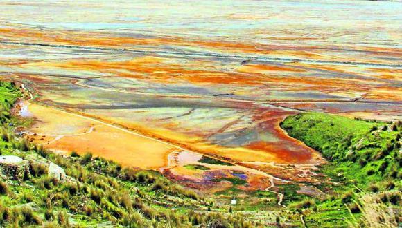 Áncash ocupa el primer lugar en Pasivos Ambientales Mineros
