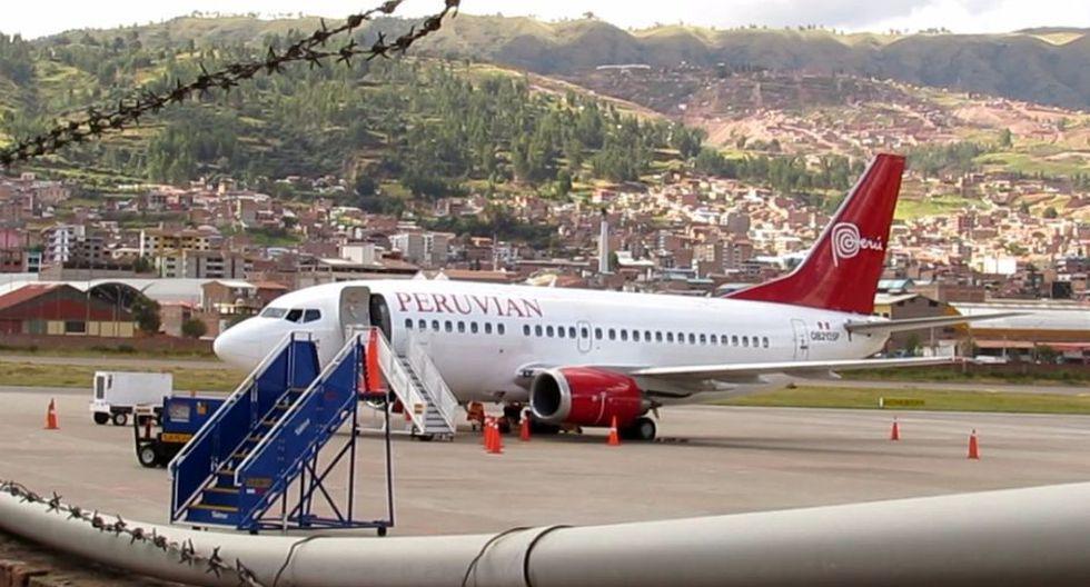 Peruvian Airlines paralizó sus operaciones el 4 de octubre, tras un embargo fiscal. (Foto: GEC)