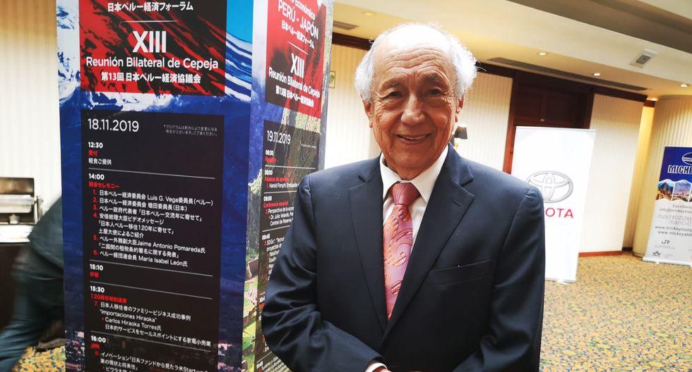 Carlos Hiraoka (Foto: GEC)