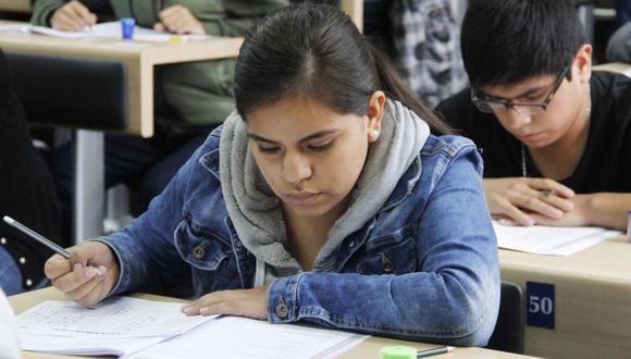 Los estudiantes recibirán una subvención económica durante toda la carrera. (Foto: Andina)