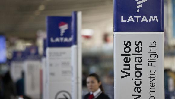 Latam. (Foto: AP)