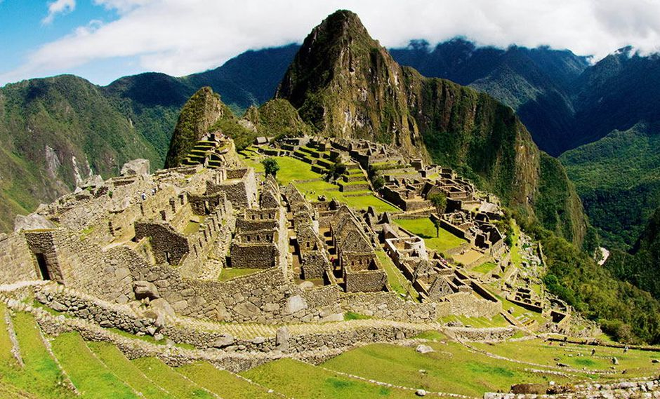 FOTO 4 | 4.Si se colocan todos los spaghettis juntos, en línea uno con el otro, abarca la misma distancia de Lima a Machu Picchu ida y vuelta, lugar en donde será la segunda parada de la Ruta de la Antorcha Panamericana, que recorrerá 25 ciudades del país. (Foto: Perú Travel)