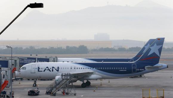 LATAM Airlines. (Foto: Reuters)