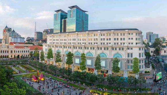 Mandarin Oriental Hotel Group.