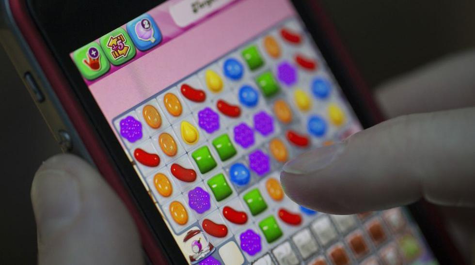 El 32% del tiempo invertido en aplicaciones de iOS y de Android está concentrado por los juegos. (Foto: Bloomberg)