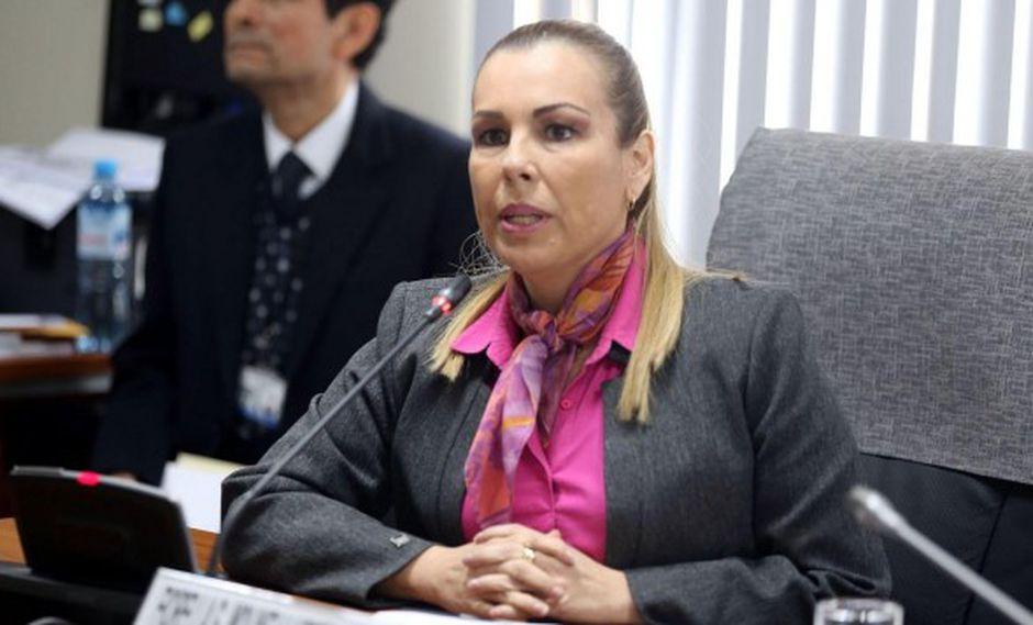 Fiorella Molinelli será investigada por el Ministerio Público por el presunto delito de colusión agravada. (Foto: GEC)