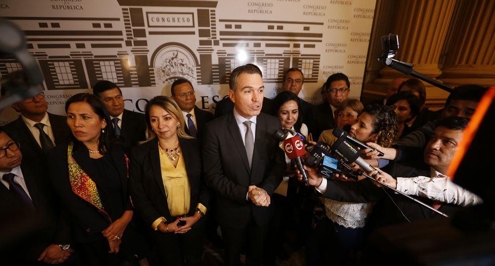 Dato. Salvador del Solar se opuso a doble pago a centrales de medios. (Foto: Mario Zapata)