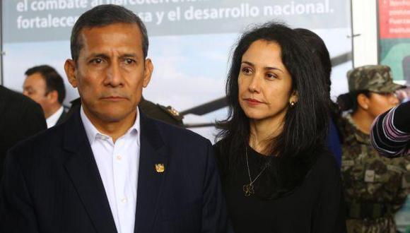 Ollanta Humala también se pronunció sobre el suicidio del ex presidente Alan García. (Foto: GEC)