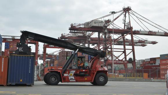Las exportaciones se recuperan en los primeros cuatro meses de 2021. (Foto: GEC)