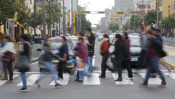 Desaprobación. Encuesta Pulso Perú mostró que el Gobierno está desaprobado en todas sus acciones para impulsar la economía. (Foto: Manuel Melgar)