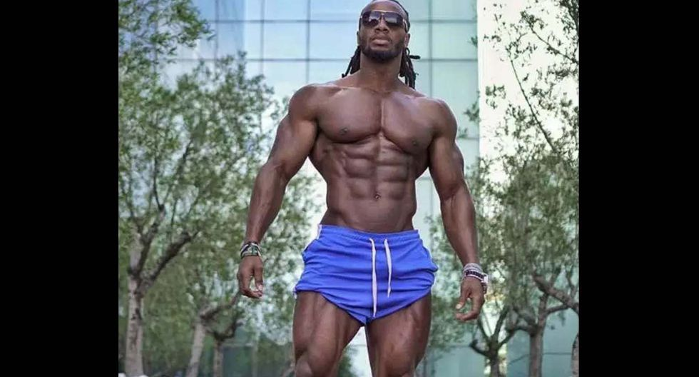 Foto 7    7. Ulisses Jr. – 4,5 millones. Ulisses Jr. es un entrenador de fisicoculturismo y composición corporal muy conocido por sus victorias en los Campeonatos Musclemania SuperBody Pro y World Pro. (Foto: Instagram)