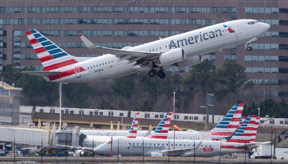 American Airlines. (Foto: AFP)