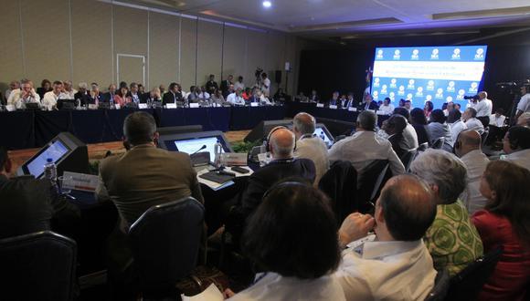 Estados Unidos busca impulsar una resolución para incrementar la presión sobre Nicolás Maduro y legitimar a nivel internacional a Juan Guaidó. (Foto: EFE)