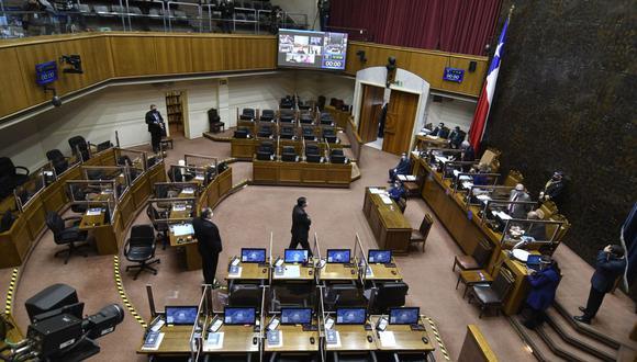 Cámara de Diputados de Chile. (Foto: AFP).