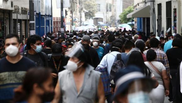Lima fue una de las ciudades más golpeadas por el coronavirus (COVID-19). (GEC)