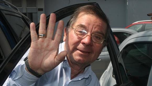 Efraín Aguilar será precandidato al Congreso en el partido Renovación Popular, ex Solidaridad Nacional.